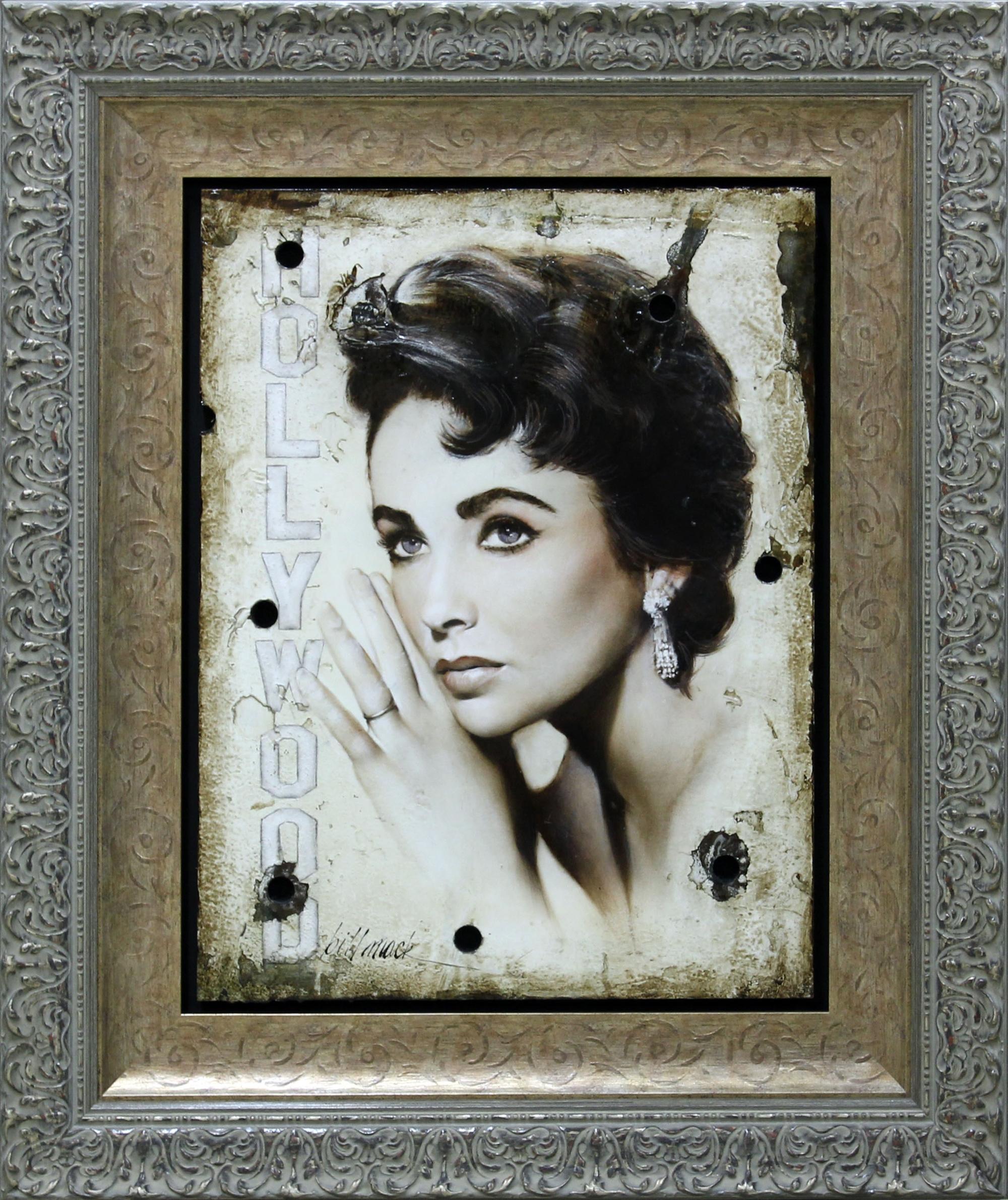 Liz Taylor by Bill Mack