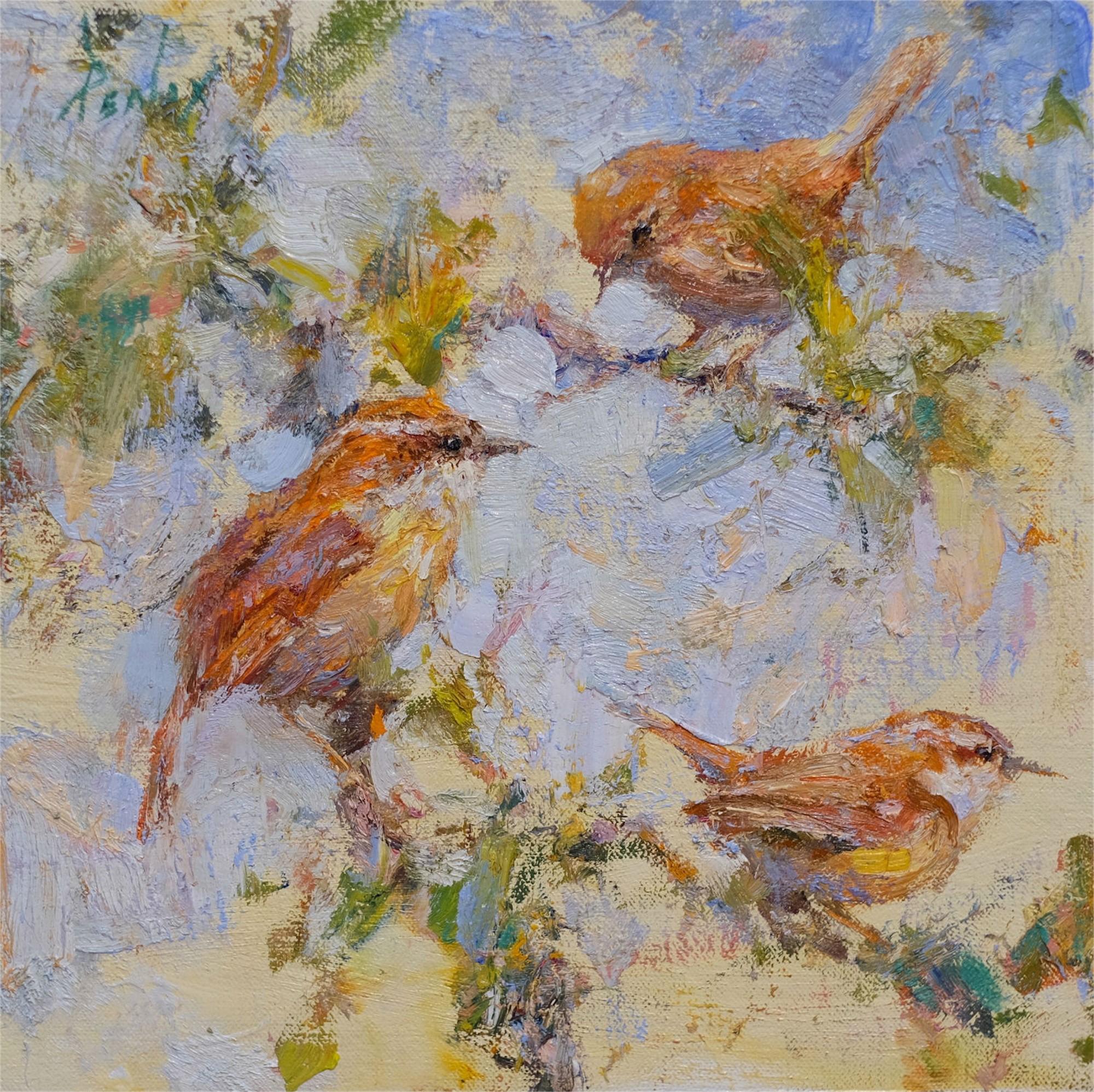 Wrens by Derek Penix