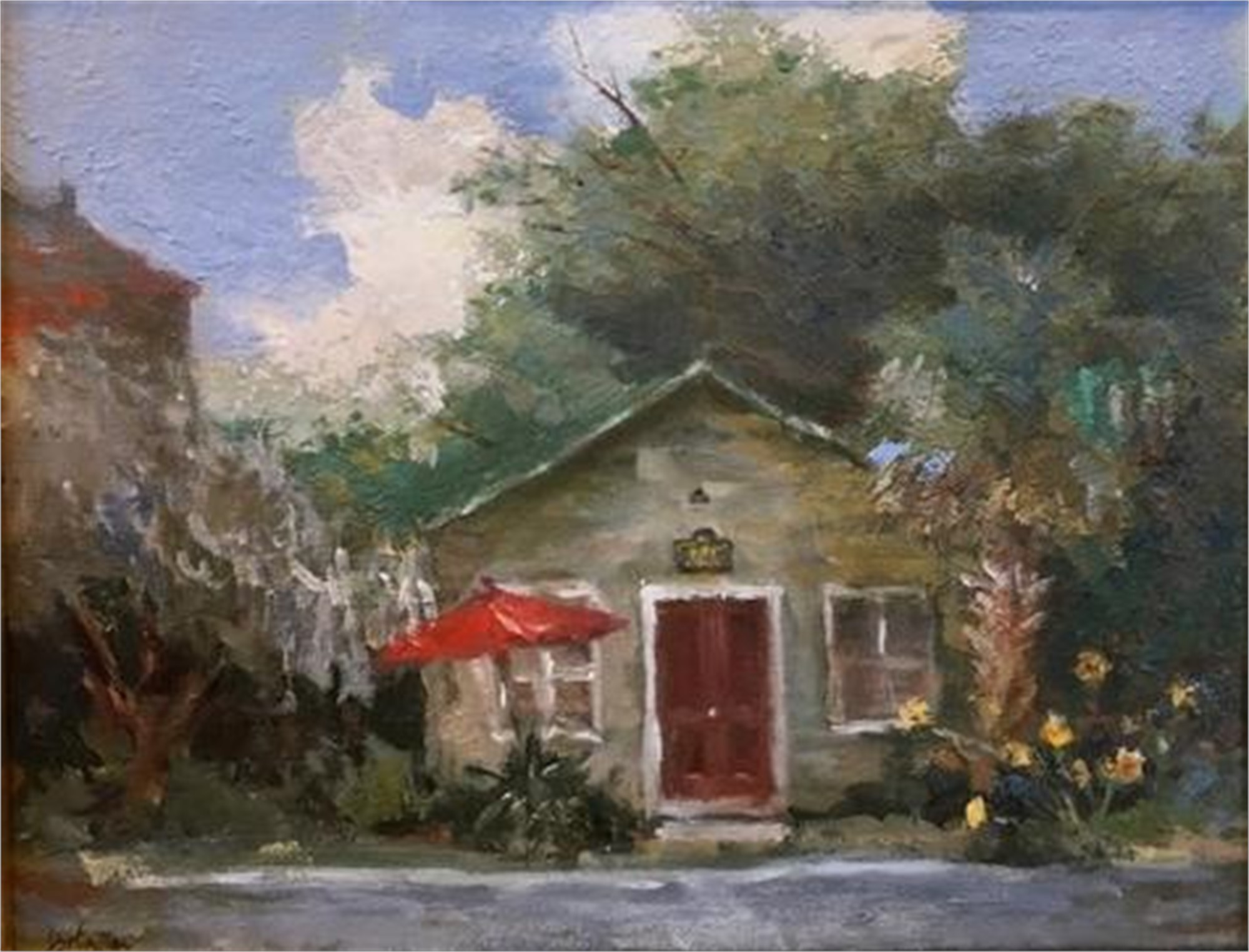 Mickeys Studio by Jim Darlington