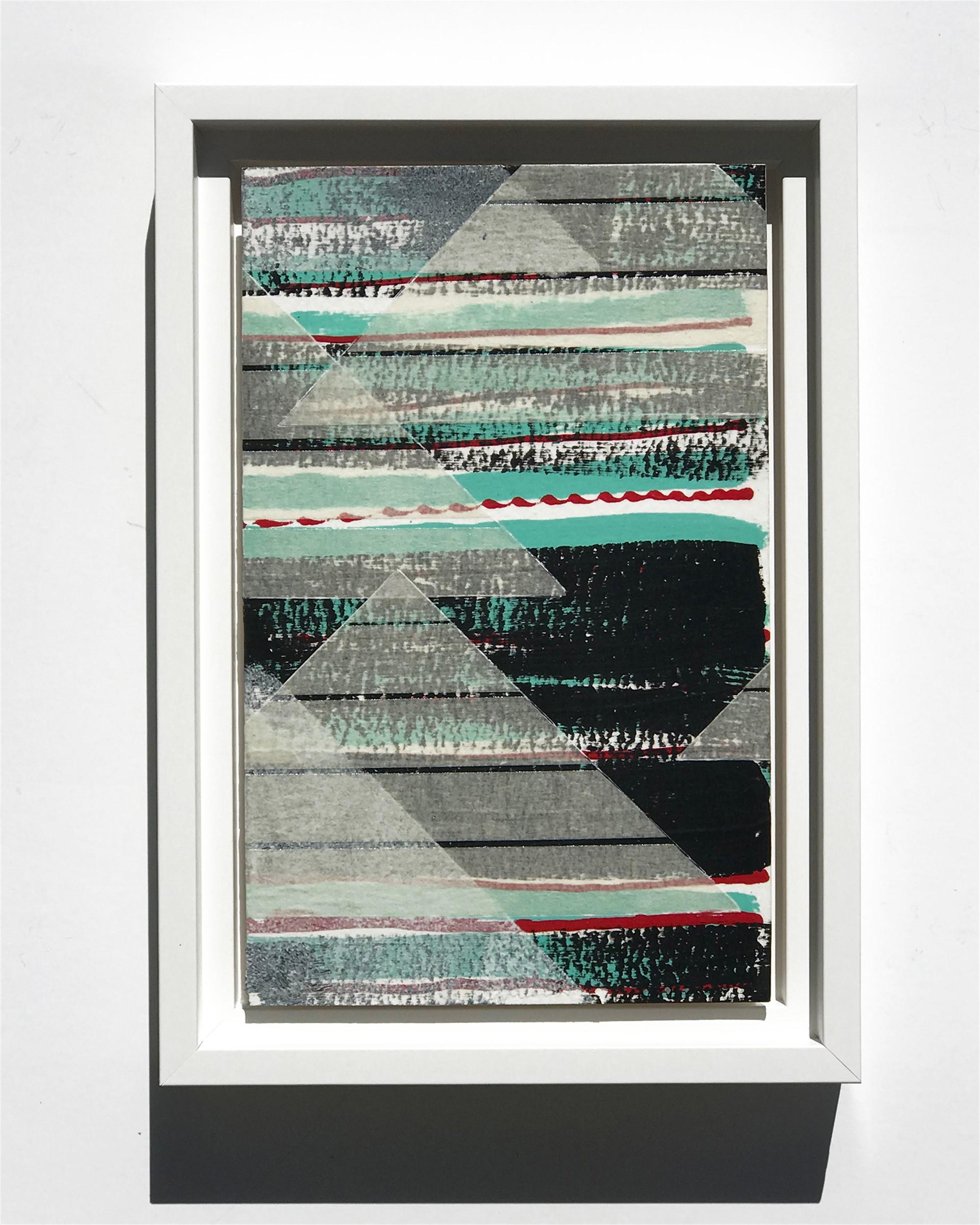 Transparency 2, Diamonds, Study No.40 by Nina Tichava