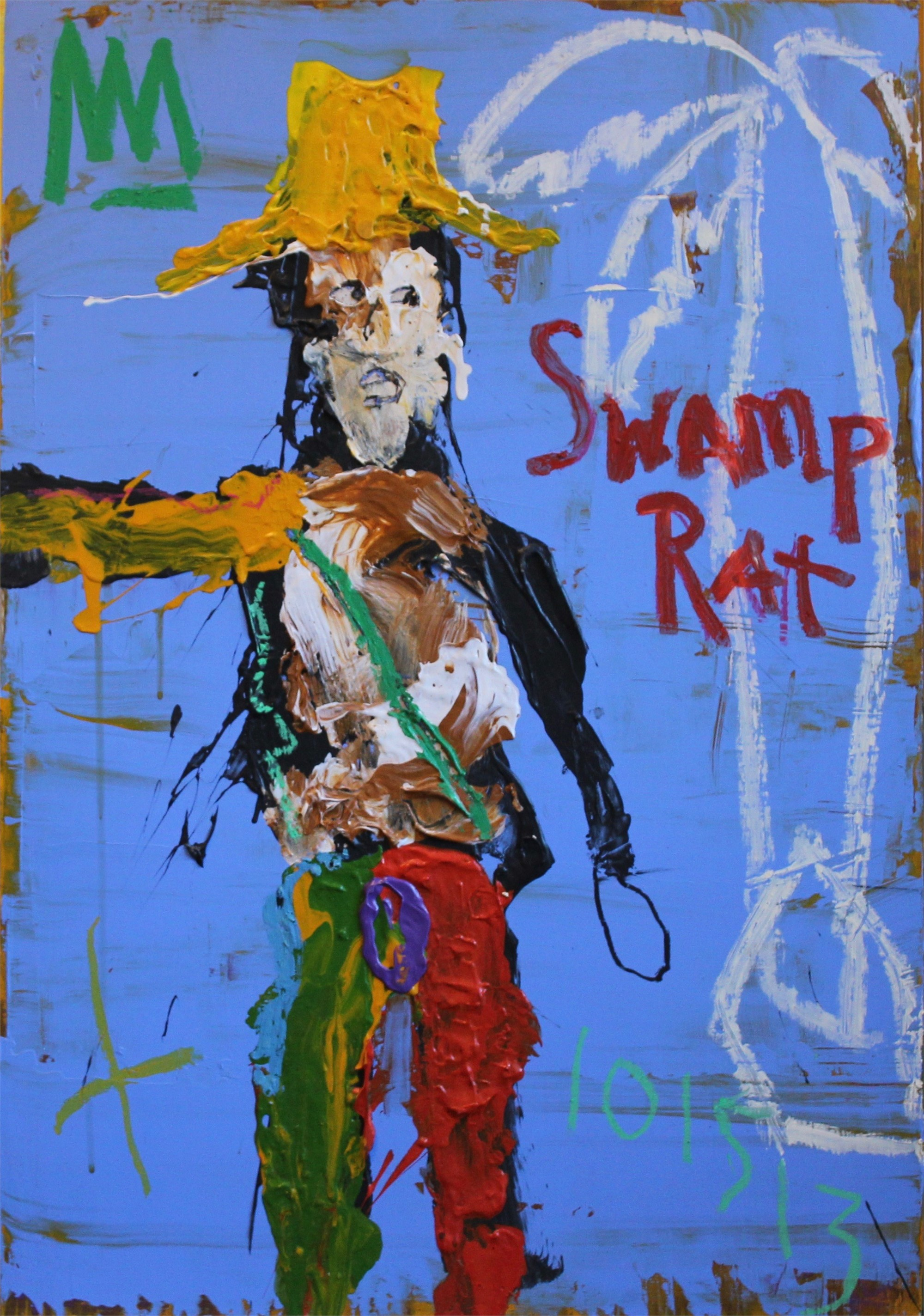 Swamp Rat by Michael Snodgrass