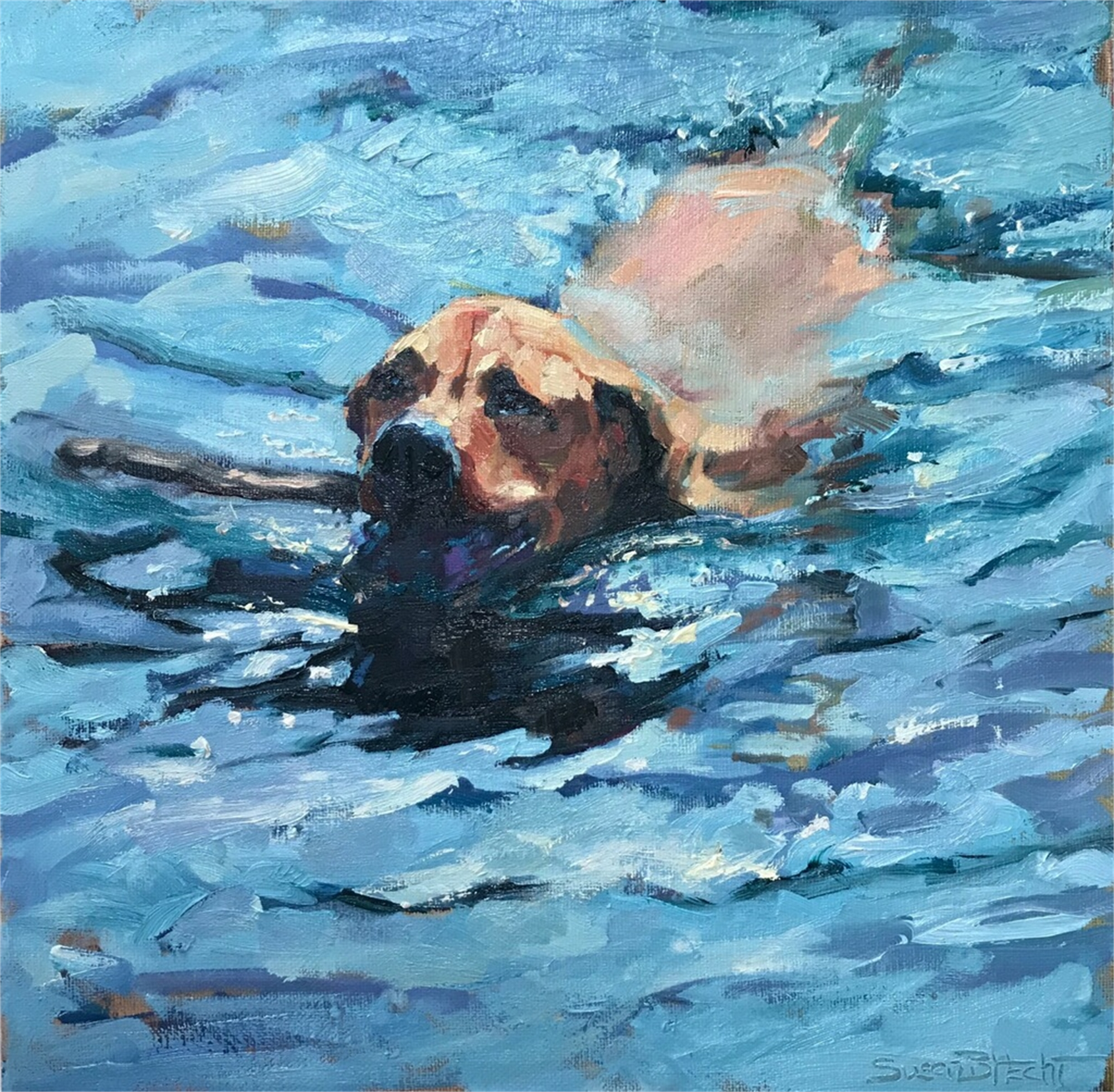Fetching by Susan Hecht