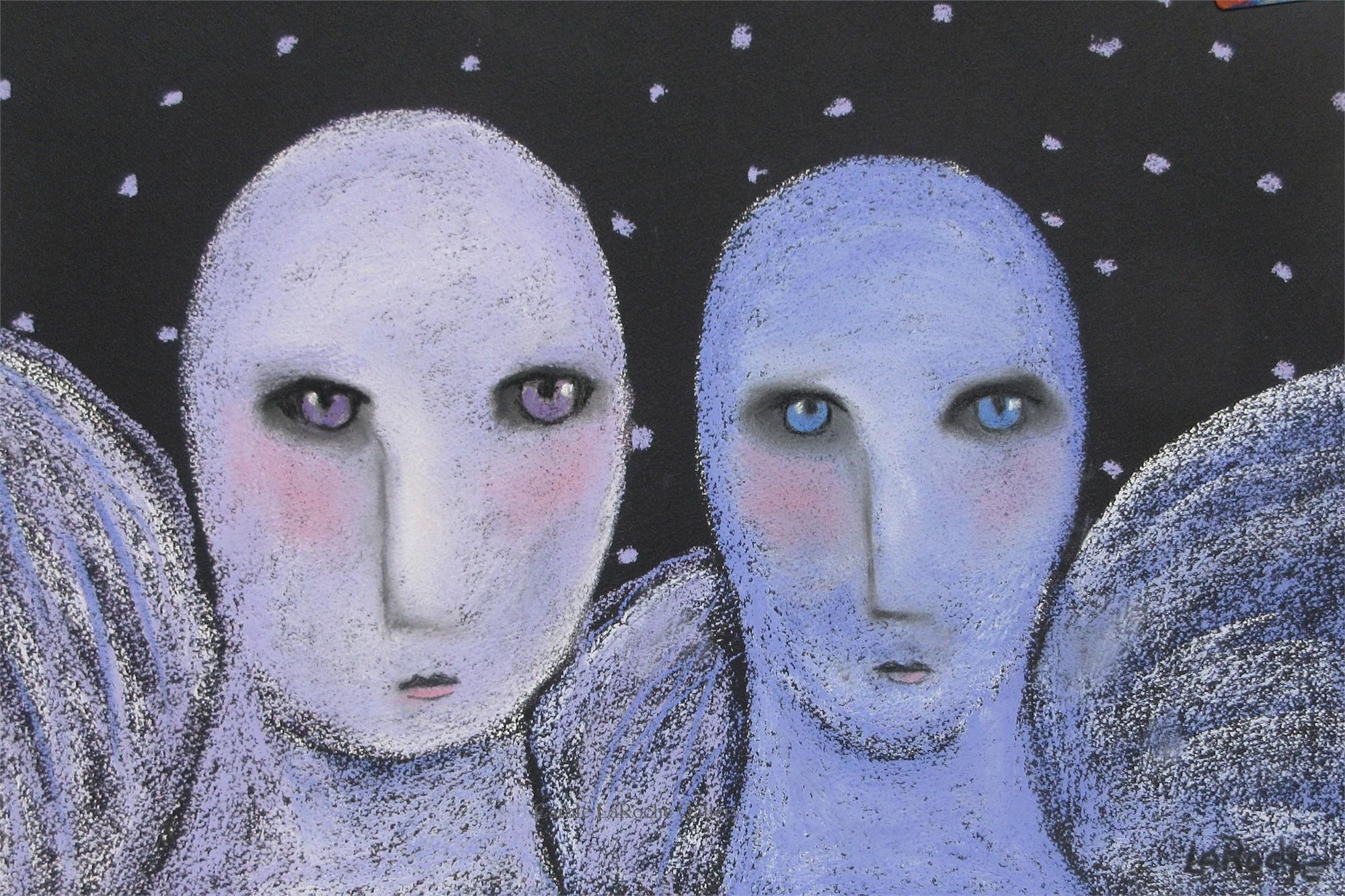 GUARDIAN ANGELS by Carole LaRoche
