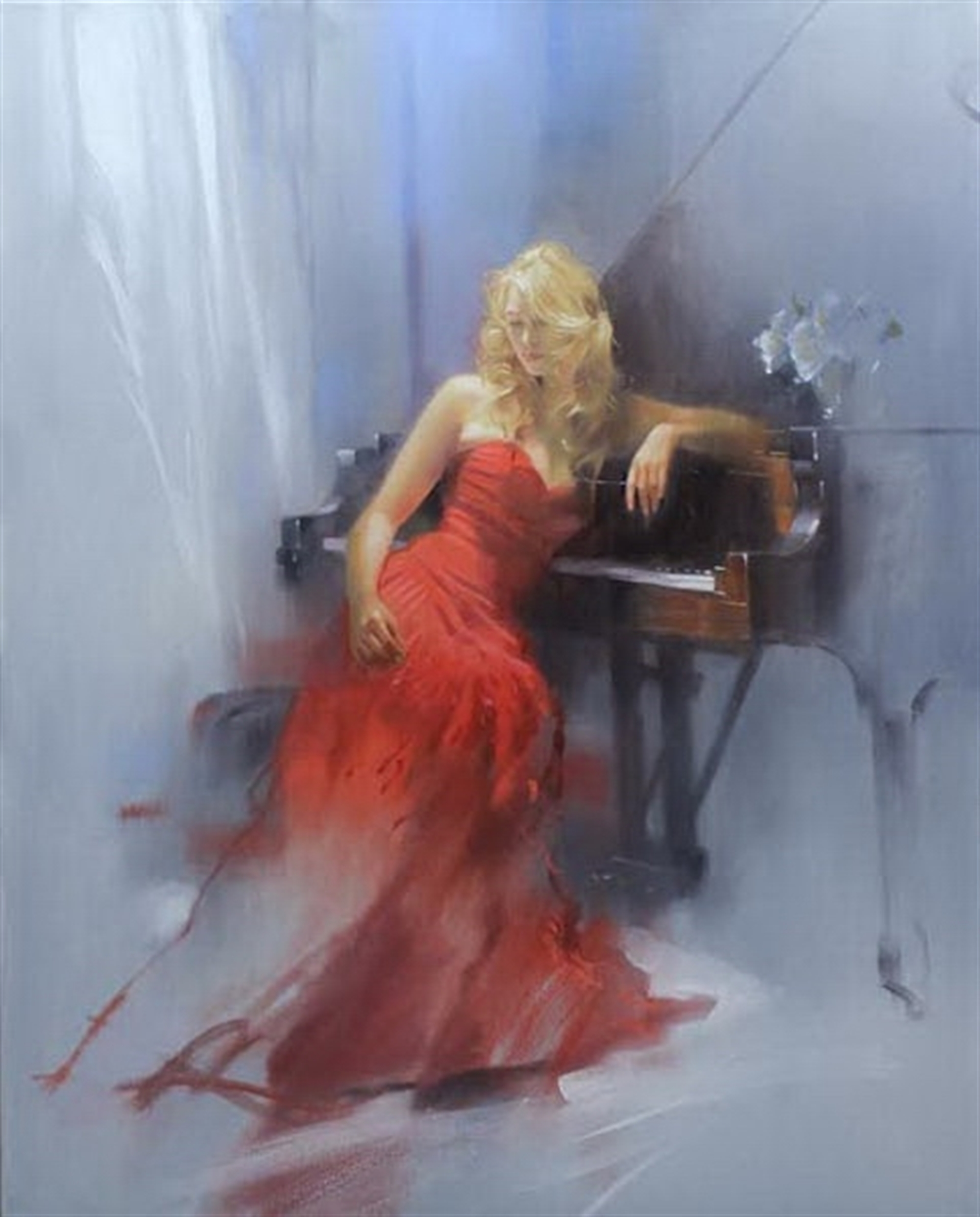 Crimson Sonata by Richard Johnson