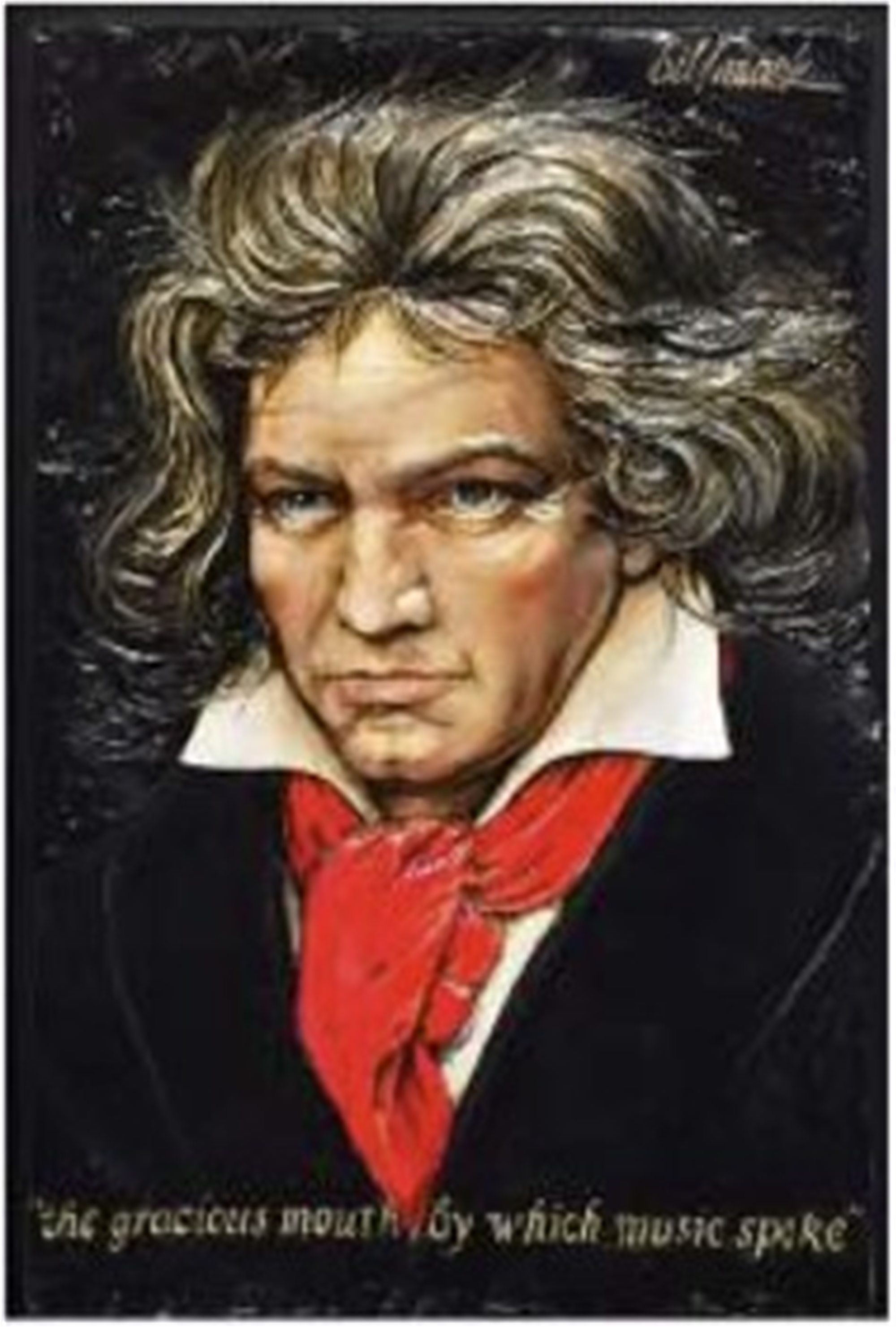 Musicmaster Beethoven by Bill Mack