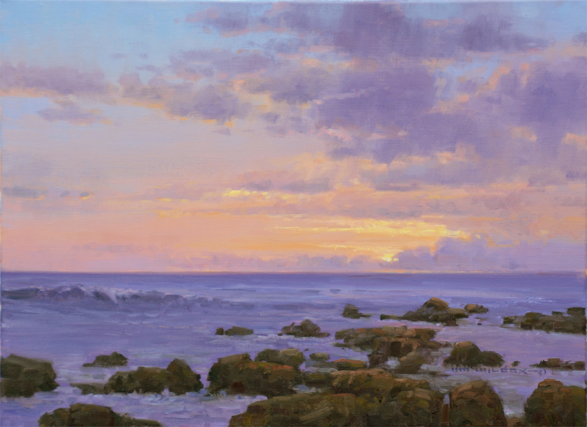Pacific Perfection by Jim Wilcox