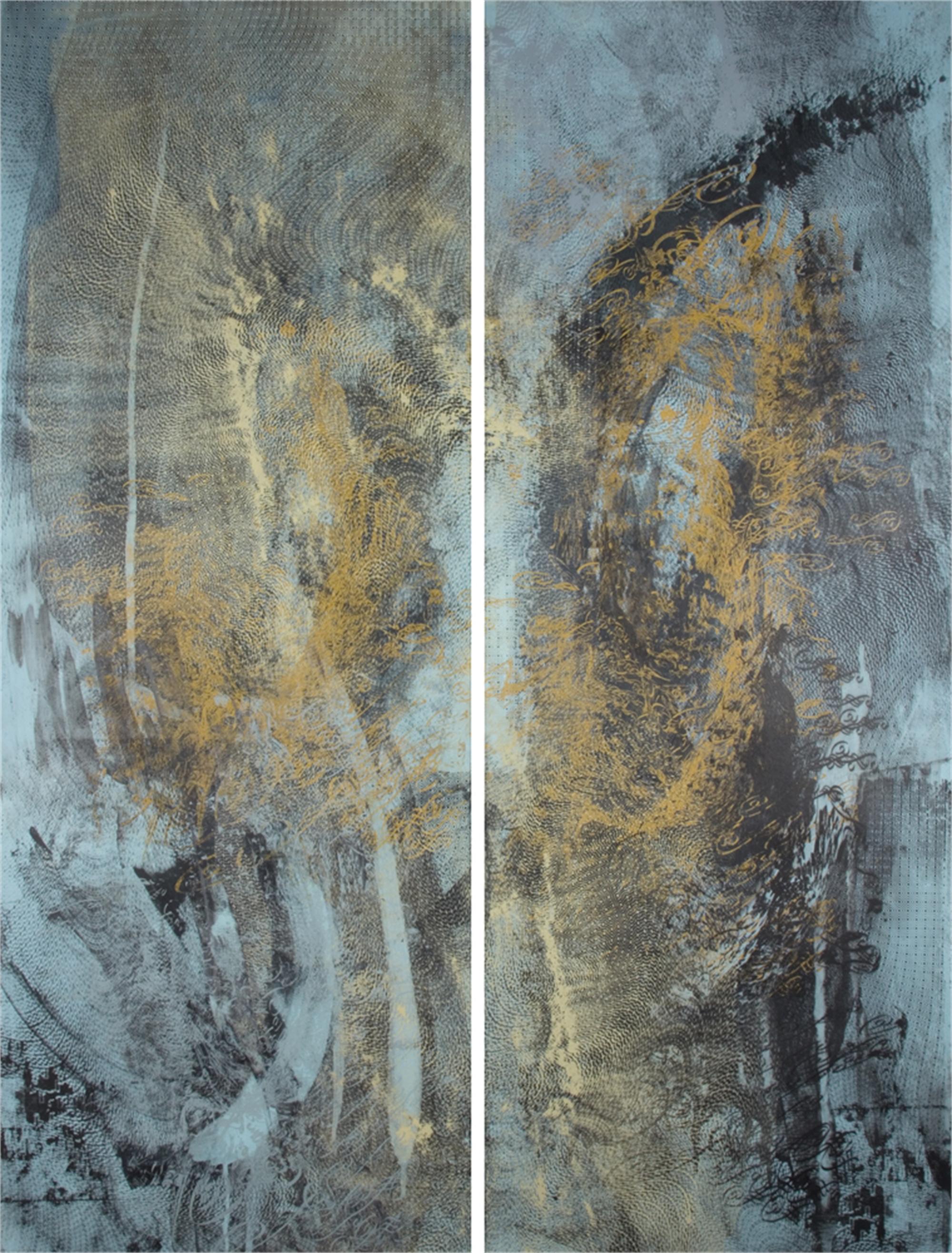Entangled 8 by Dorothea Van Camp