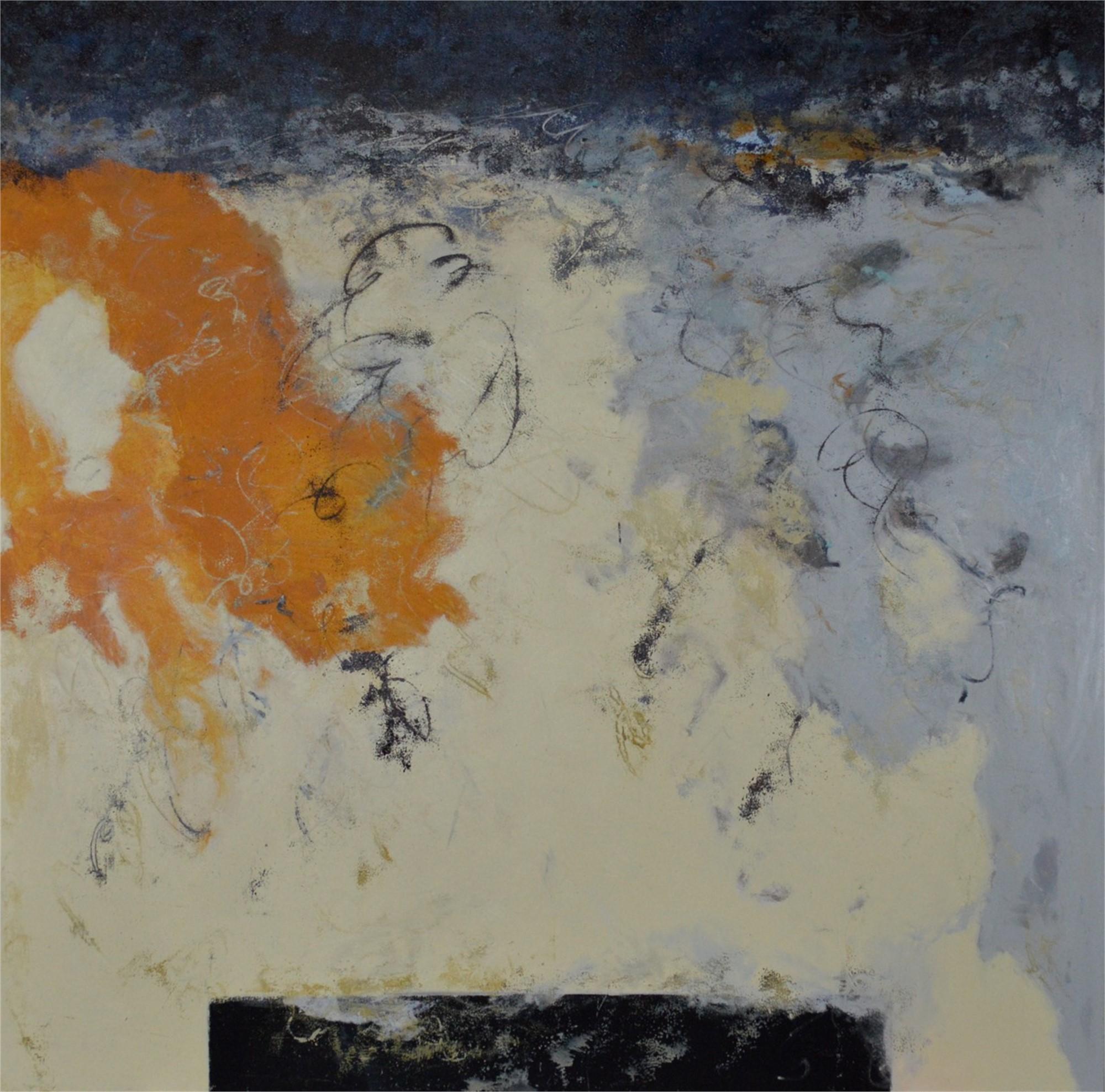 Cascade Series Blue 4 by John Baughman