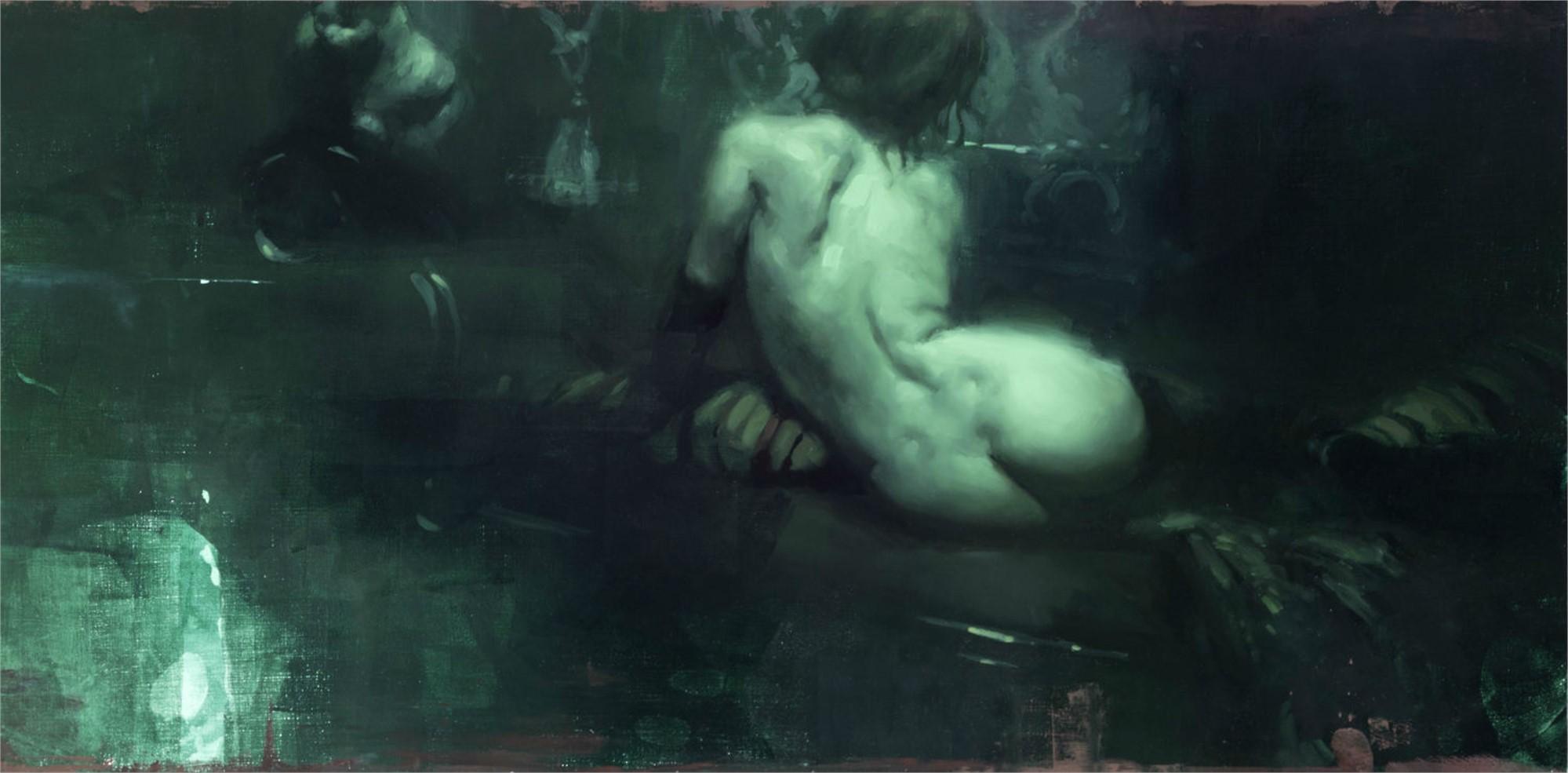 Lure by Jeremy Mann