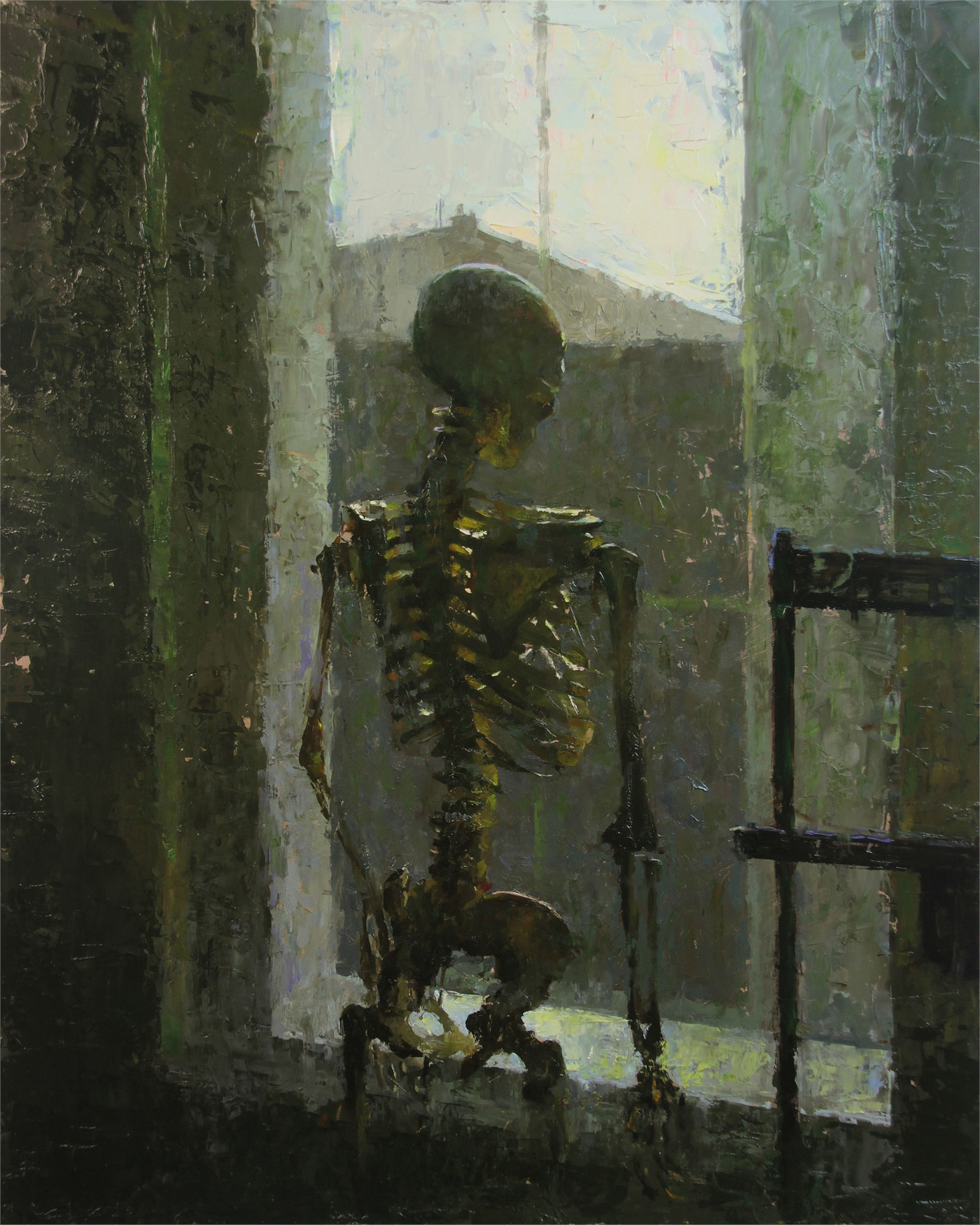 The Empty Room by Mia Bergeron