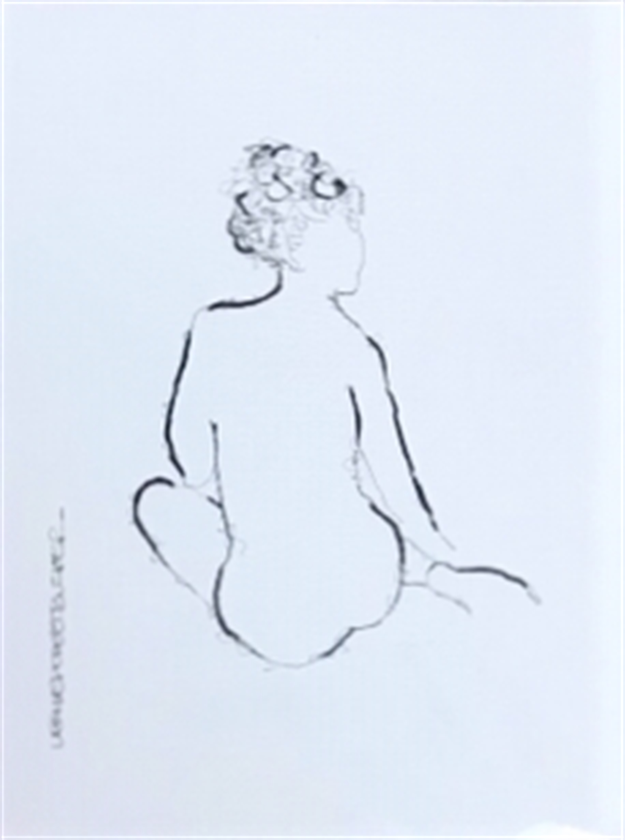 Figure No. 148 by Leslie Poteet Busker