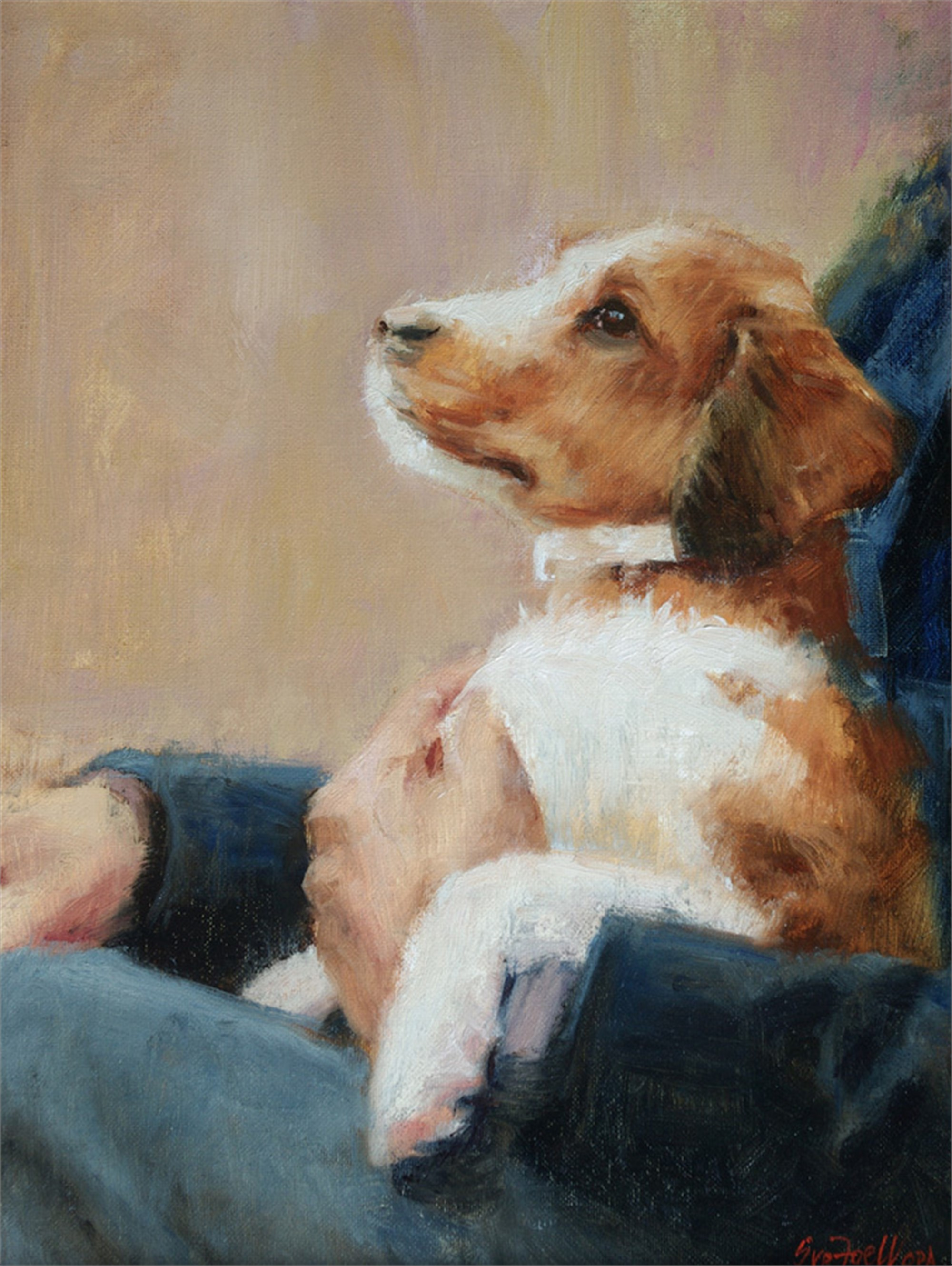 Puppy Love by Sue Foell, OPA