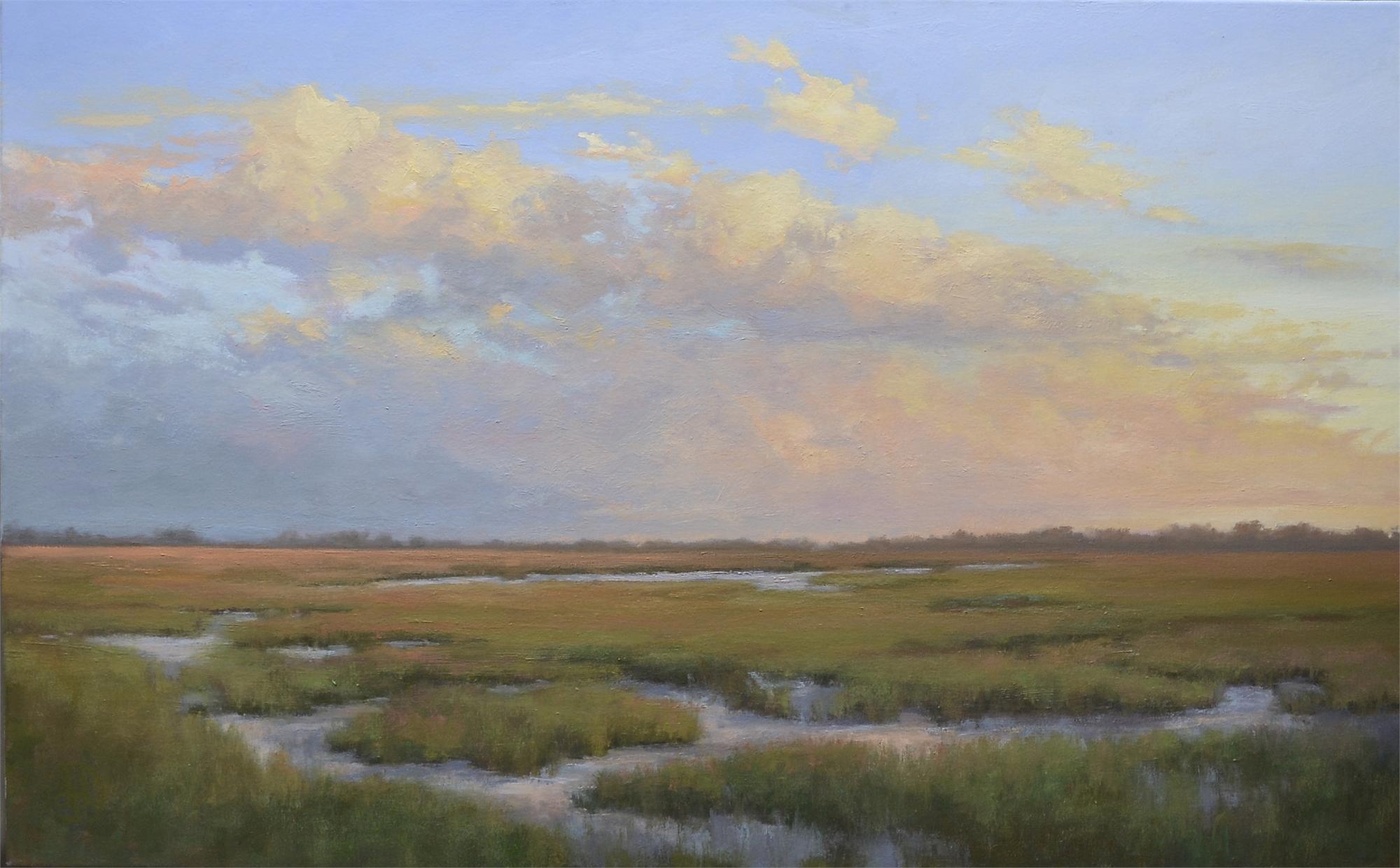 Evening Echoes by Dottie Leatherwood