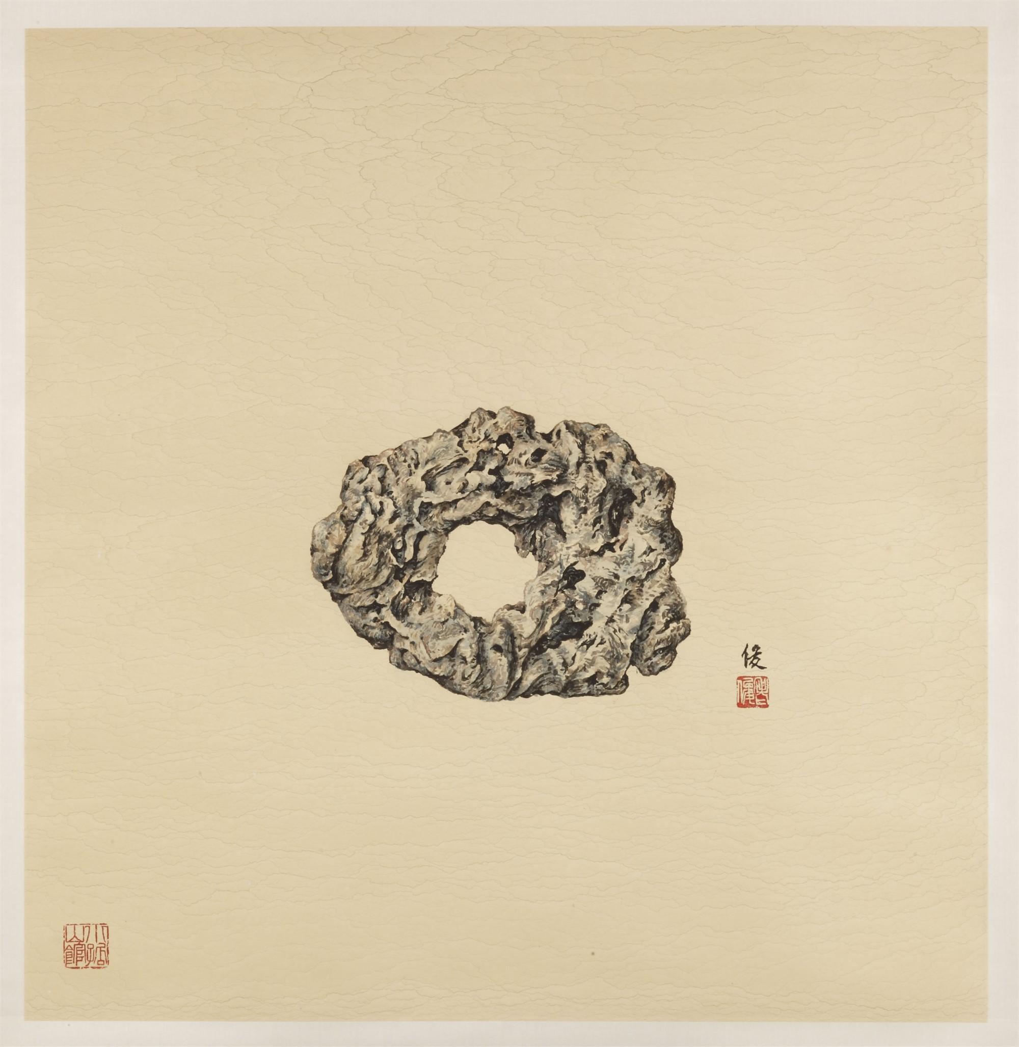 SCHOLAR'S ROCK by Xiaojun Zeng