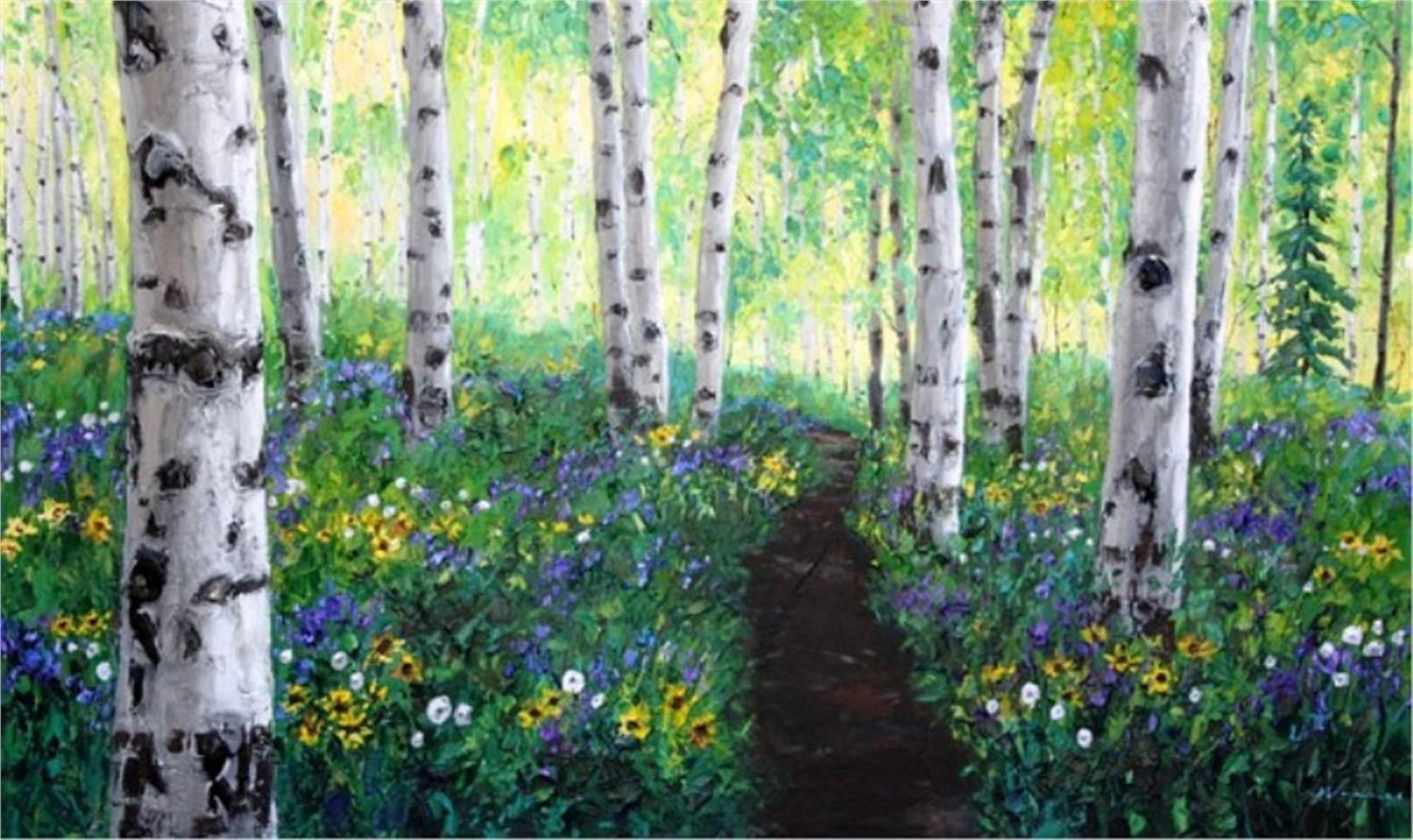 Spring Bliss by Jennifer Vranes