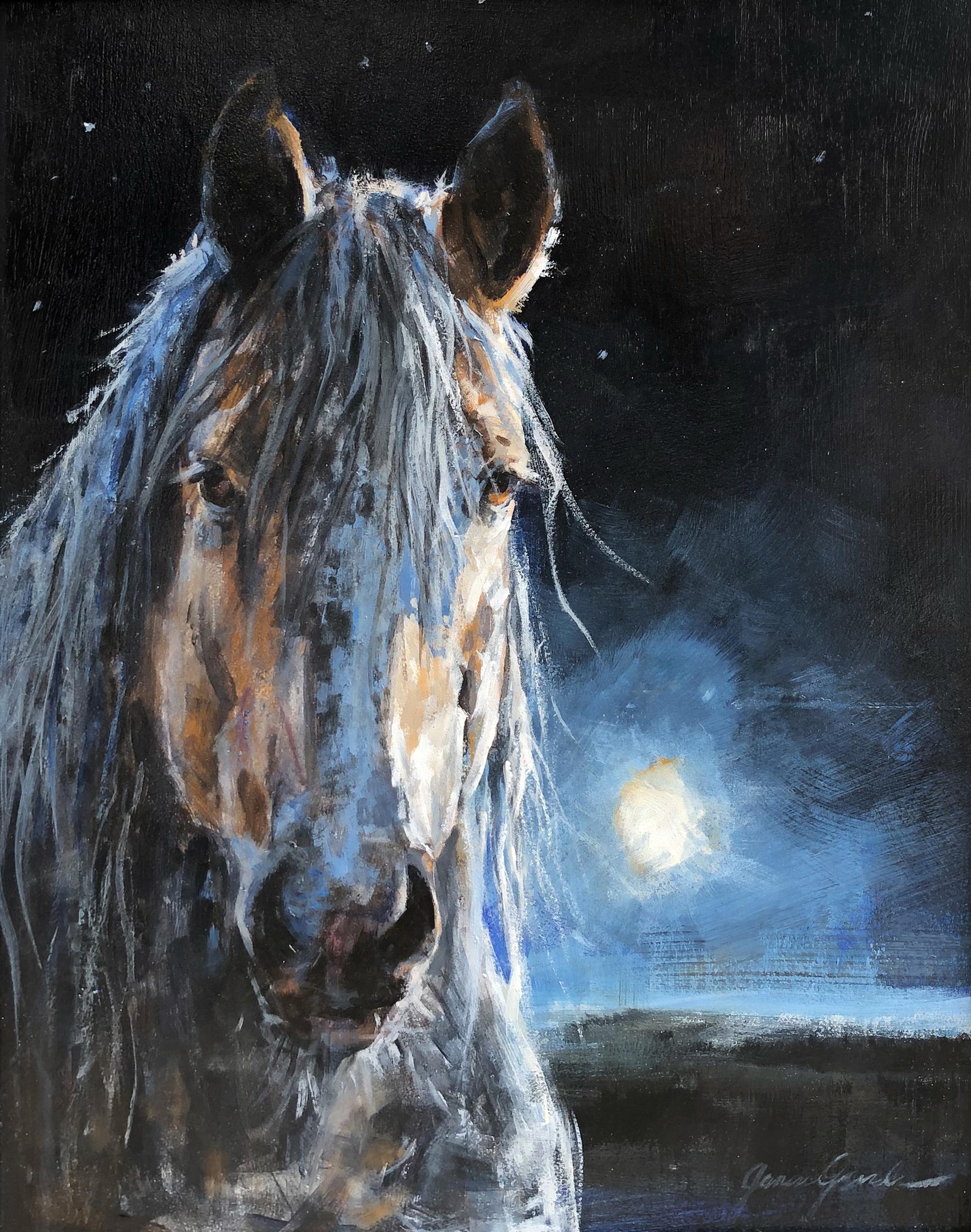 Night Mare by Janene Grende