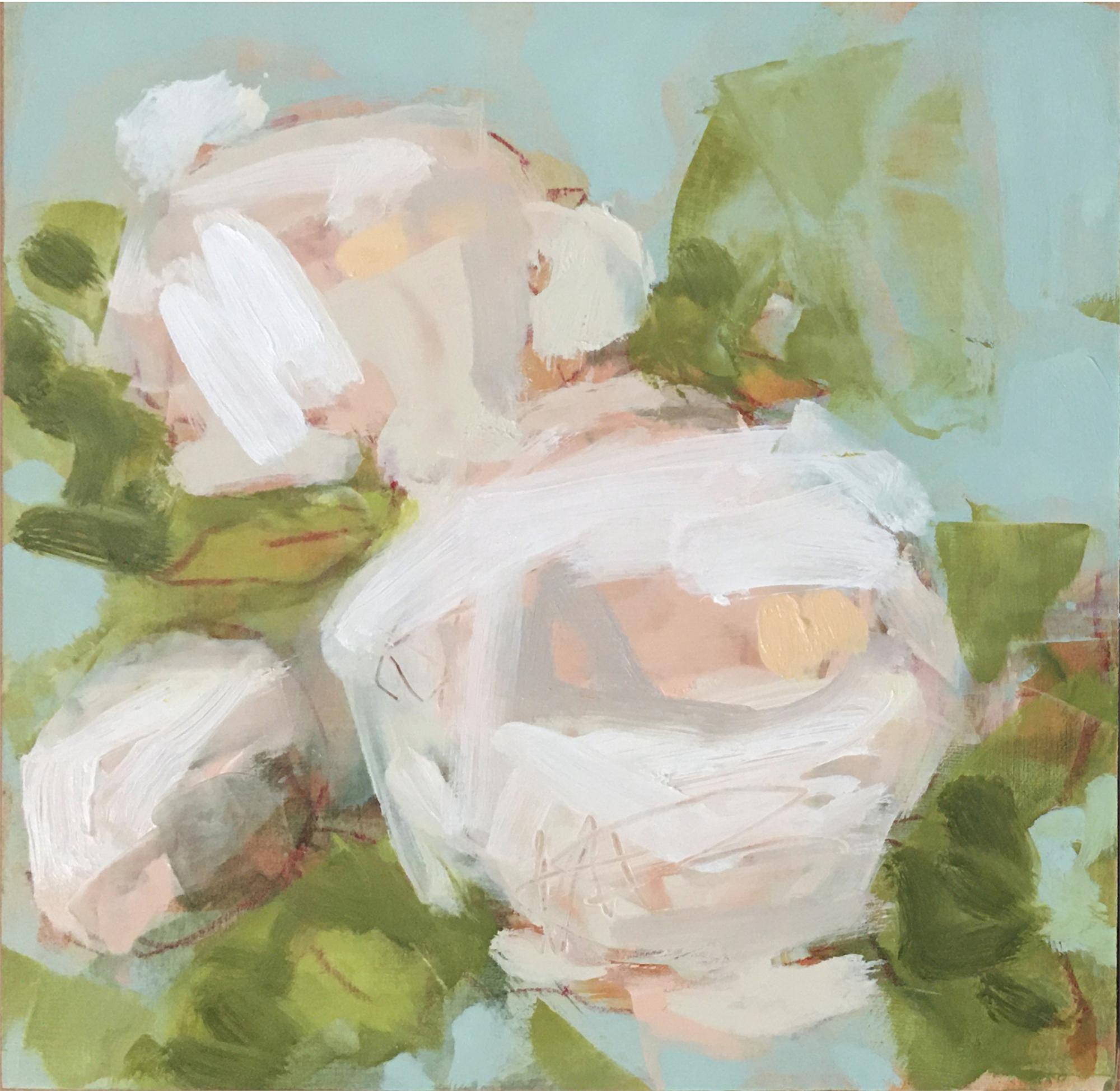 Peonies I by Lynn Johnson