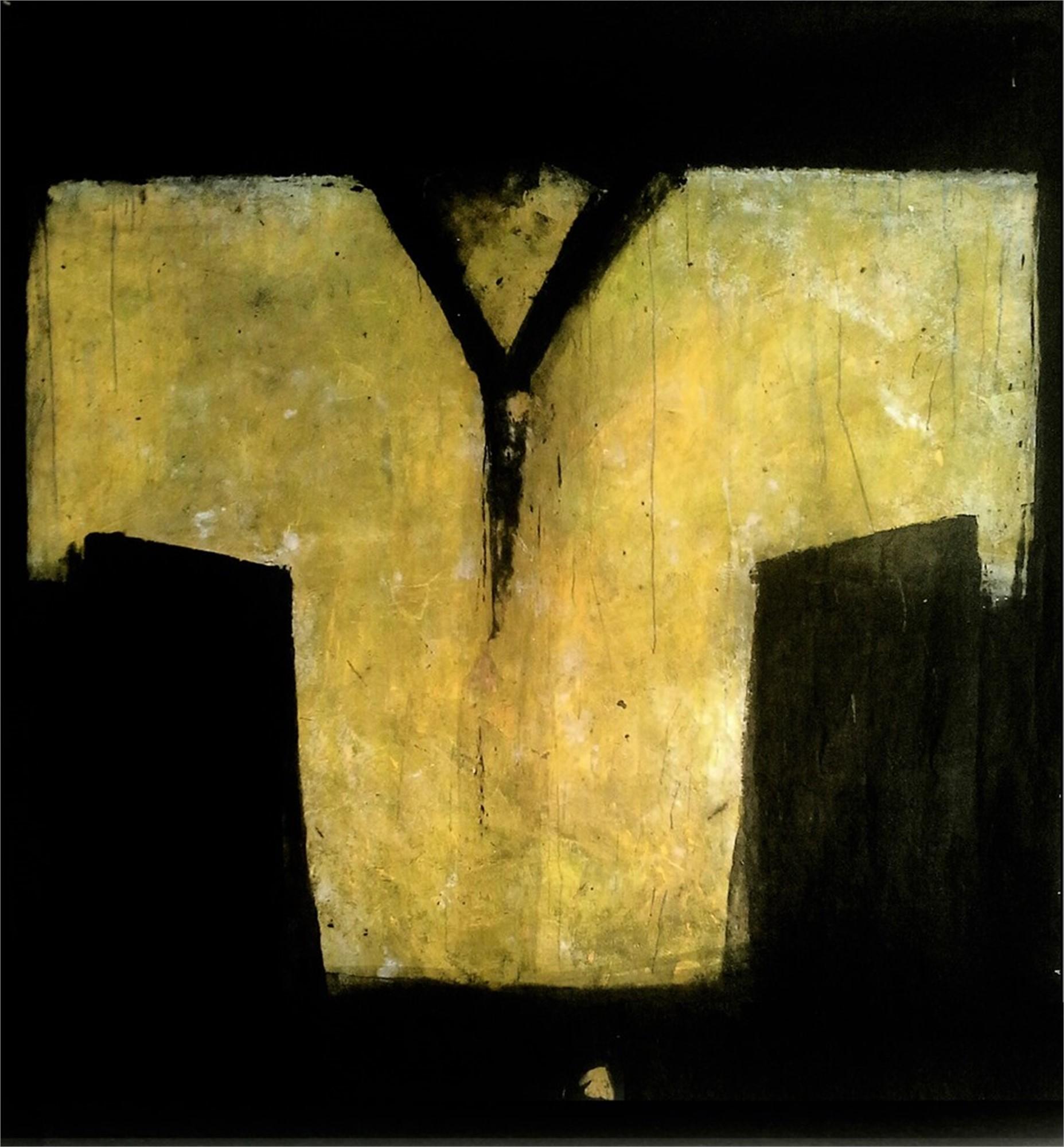 Yellow Kimono by Ewa Bathelier | ArtCloud
