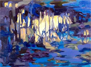 Study for Reflections, 2018