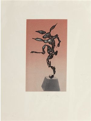 Nijinsky (Hare) (30/40), 1994