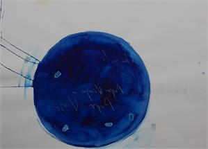 Big Blue Circle, 2010