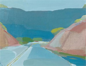 Close to Ojai by Karen Smidth