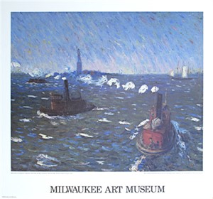 Breezy Day (Milwaukee Art Museum)