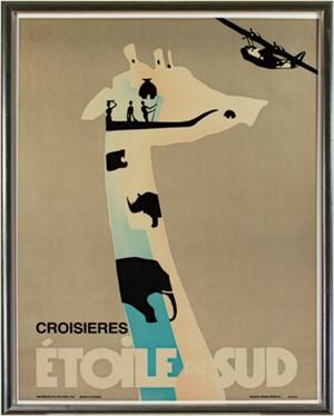 Croisieres Etoile Du Sud, 1934