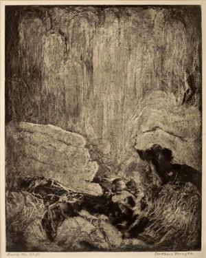 Below the Cliffs, c. 1945