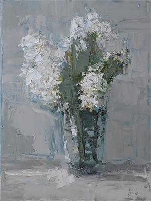 White Hyacinth, 2019