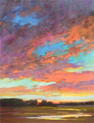 Sky Colors by Linda Richichi