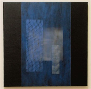 Black and Blue with Rectangles