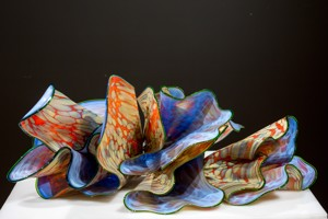 Abalone Clamshell Bouquet