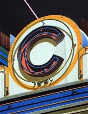 An American Alphabet: C (1/40), 2010