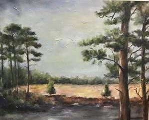 Pine Tree Lake, 2020