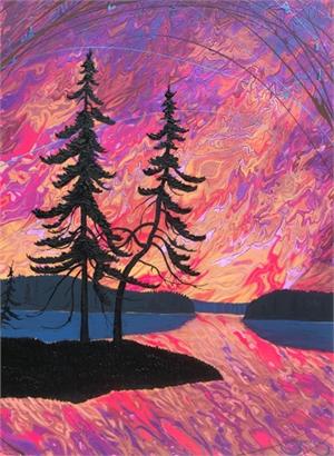 Dancing Pines 186352, 2019