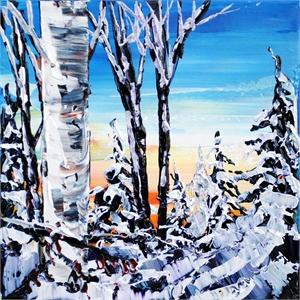 Winter Birch 186835, 2019