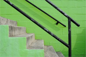 Green Steps (1/20)
