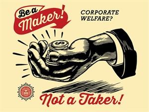 Corporate Welfare (140/450), 2015