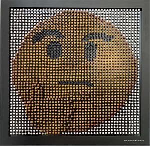 Emoji Screw Series - Thinking Face
