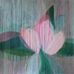 (Magnolia II) Pale Pink, 2019