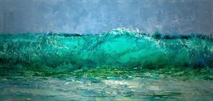 """Emerald Wave"", 2020"