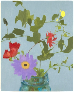 Wildflowers by Christina Renfer Vogel