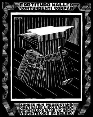 Emblemata - Anvil, 1931