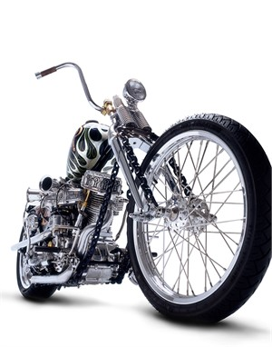 04076 Indian Larry 1010 Color, 2004