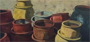 Clay Pot Series I