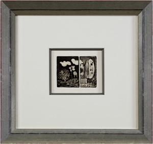 Double Landscape, c 1965