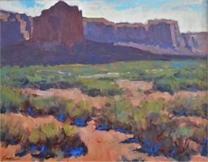 Desert Vista, 2018