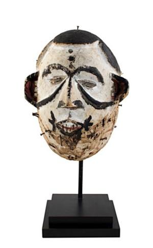 Ibo Dance Mask Nigeria, c.1900