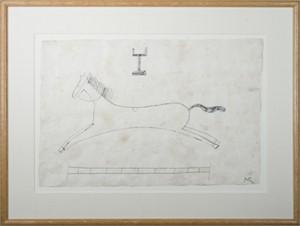 Jumping Horse, 1991